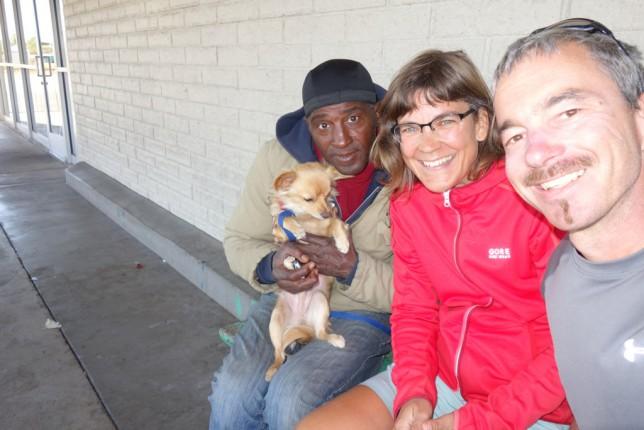 Al lebt seit 53 Jahren auf der Straße und erkennt, welche Menschen glücklich sind - auf den ersten Blick