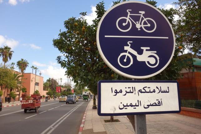 Das Fahrrad scheint hier wieder offiziell Verkehrsmittel zu sein, was das aber heißt kann ich noch nicht sagen