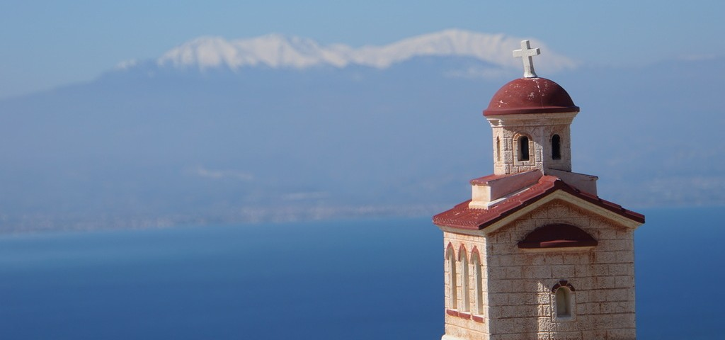 Die griechische Variante des Wegkreuzes