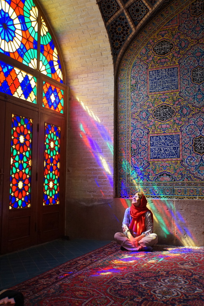 Wir sogen den Reichtum und die Schönheit der persischen Hochkultur in uns auf, im Touristenprogramm und in den persönlichen Begegnungen.