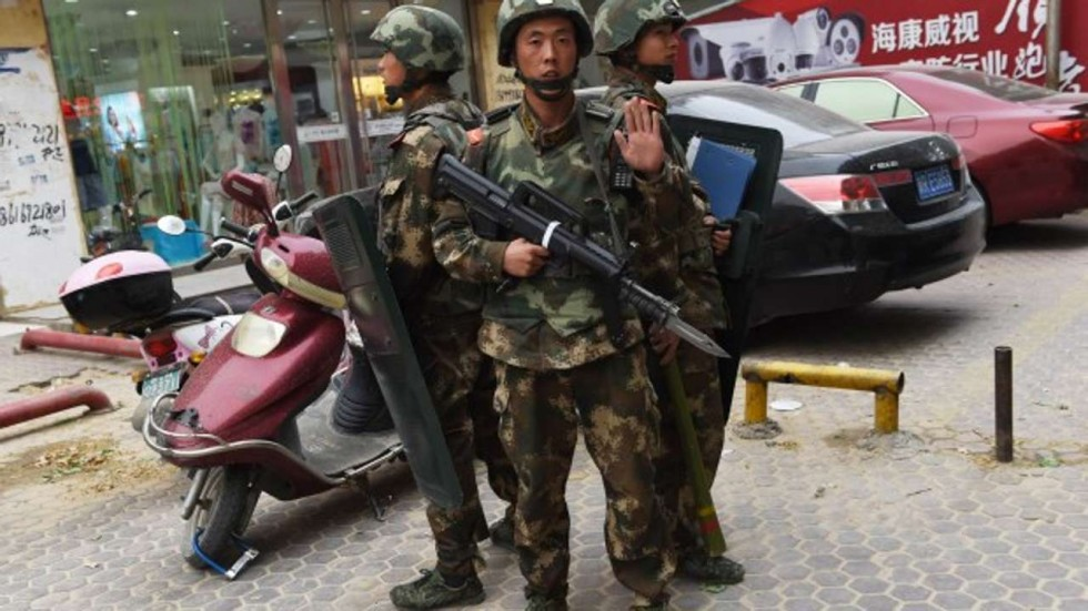 uigurisches autonomes gebiet xinjiang
