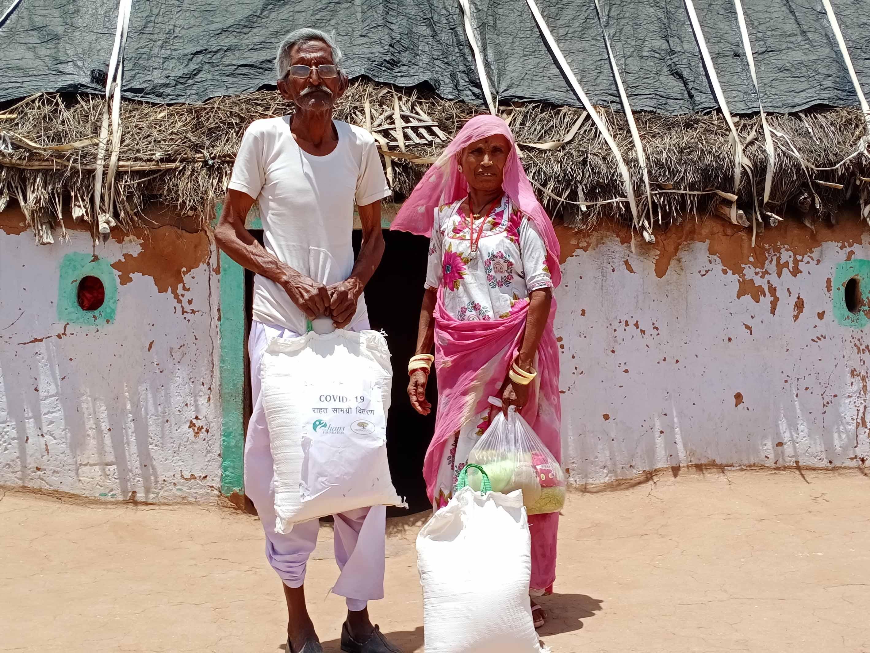 Viele Menschen sind ohnehin schon unterernährt. Jetzt wird die Situation für sie noch schwieriger.